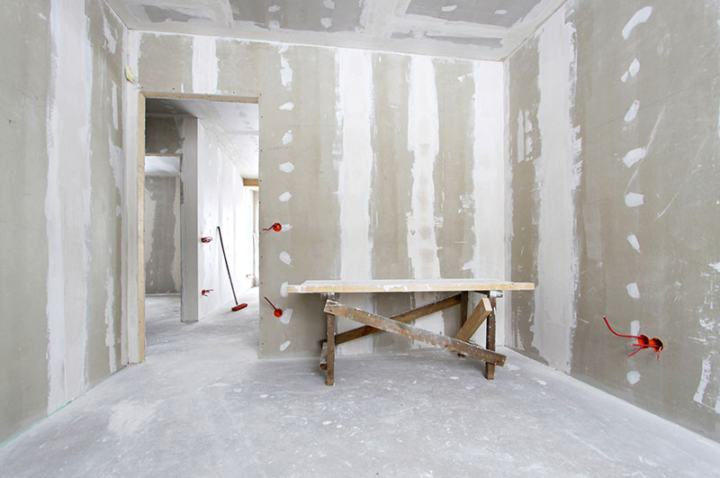 Bellingham Drywall Installation
